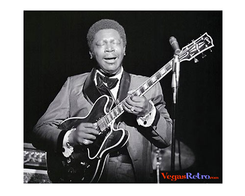 BB King at Caesars