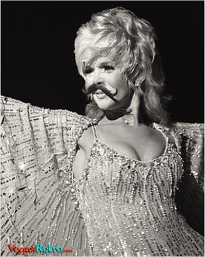 Connie Stevens on Vegas Stage
