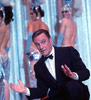 Photo of dancer Gene Kelly & Tropicana Showgirls