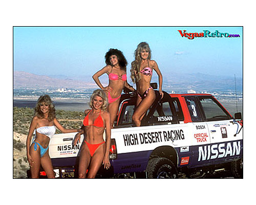 Photo of Mint 400 Queens 1986