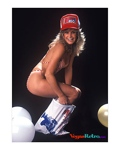 Stacey Kuhne 1981 Mint 400 Girl