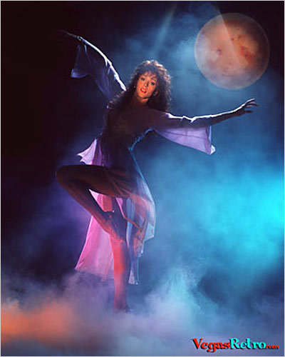 "Photo of Tanya Dido in the Stardust ""Enter the Night"" show"