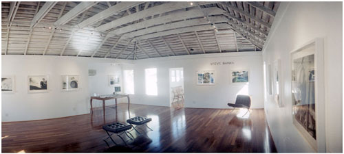 Photo of the M+B Gallery in Los Angeles