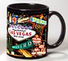 Las Vegas Neon Signs Ceramic Mug