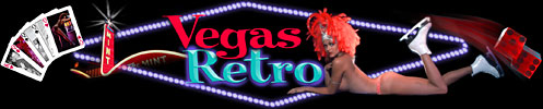 Las Vegas celebrities and stars from the last 30 years, captured in time by photographer Robert Scott Hooper at Vegasretro