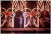 Photo of Hacienda Hotel Fire and Ice Show Circa 1982