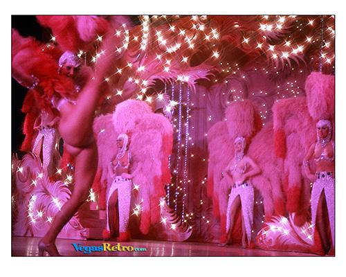 Las Vegas Showgirl Dancers Image of Las Vegas Showgirls