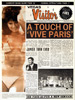 Maria Alberici on the Vegas Visitor cover