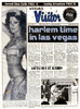 Melissa Taylor on the Vegas Visitor cover Oct 6, 1978