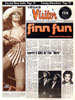 Photo of Raquel Welch on the Vegas Visitor Cover