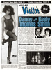 Shirley Rhodes on the  Vegas Visitor Cover Sept 8, 1978
