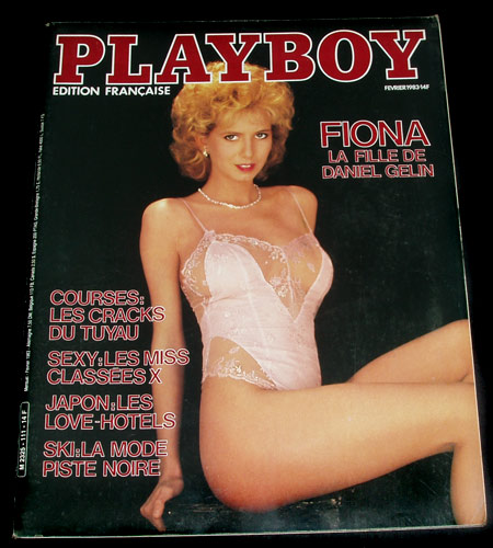 French Playboy Fevrier 1983