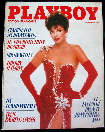 French Playboy December 1983
