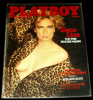 French Playboy Aout 1982