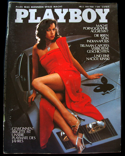 Playboy Germany Mai 1980