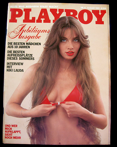 German Playboy August 1982
